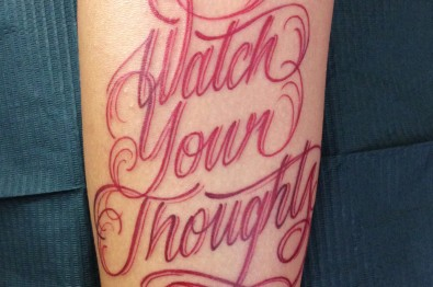 Watch You Thoughts