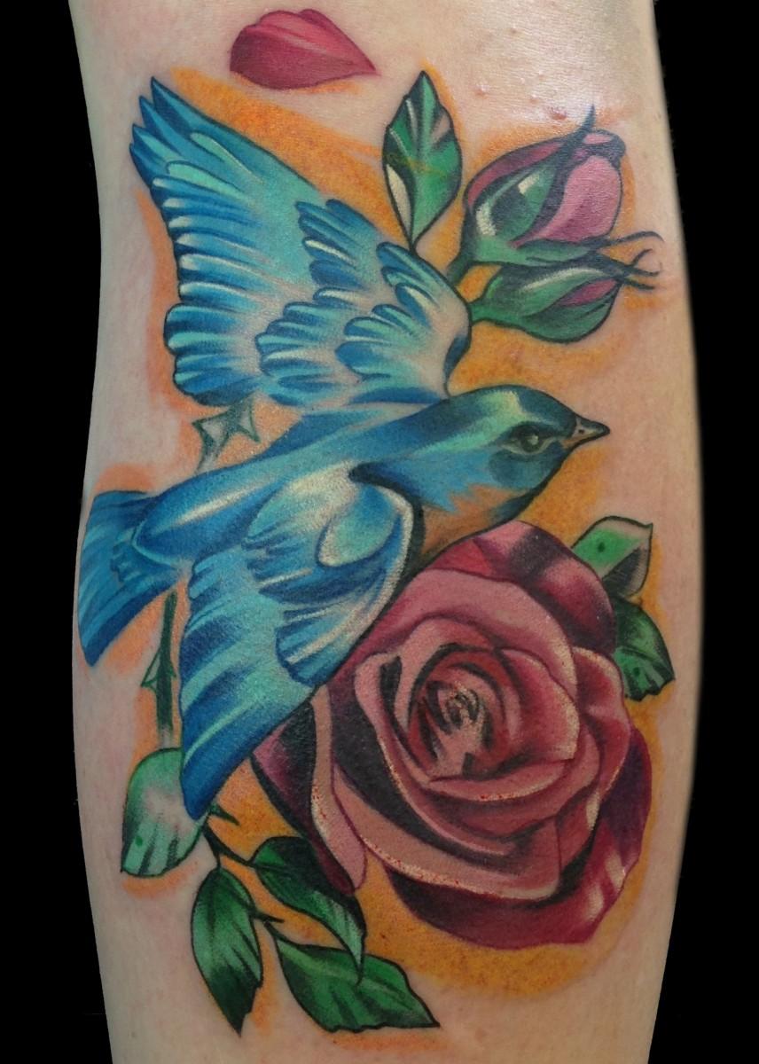 Tatuaże Magdy Studio Tatuażu Kalejdoskop Zakopane