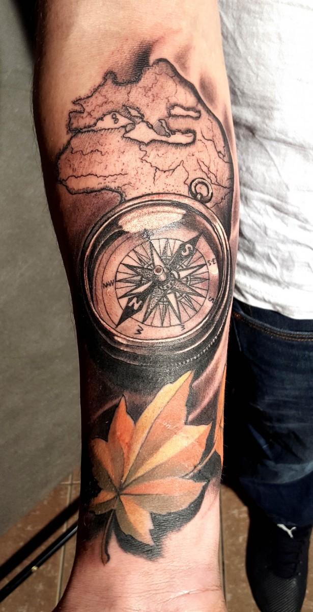 Tatuaże Dawida Gaury Studio Tatuażu Zakopane